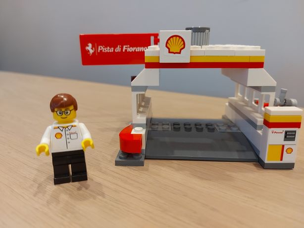 Lego Stacja Shell