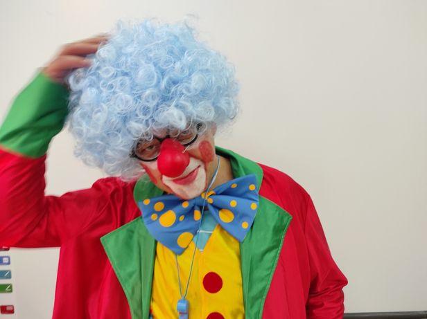 Klaun na urodziny, festyny, komunie i inne imprezy okolicznościowe