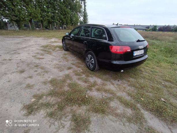 Audi a6 c6 polecam