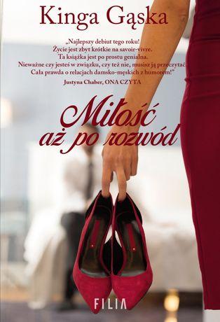 """Książka """"Miłość aż po rozwód"""""""
