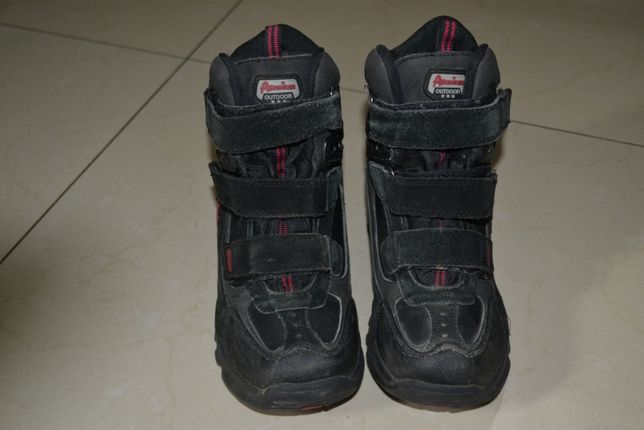 American Club buty zimowe chłopięce r.33