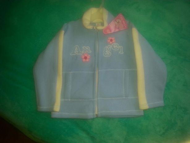 Polar bluza dziewczęca r.110 NOWY