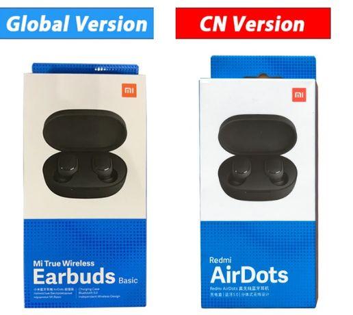Наушники беспроводные Xiaomi Redmi AirDots Глобальная версия Оригинал