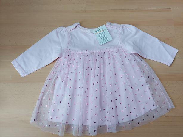 Nowa Sukieneczka rozmiar 68