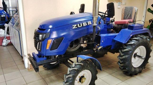 Мототрактор Зубр Т-25 +фреза+ПЛУГ 2к безкоштовно! Трактор, мінітрактор