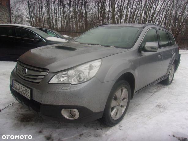Subaru Legacy 2,0 D Uszkodzony Prawy Przód I Tył, Salon Pl,
