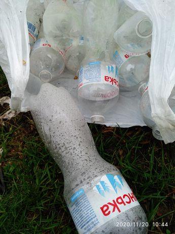 Даром бутылки пластиковые