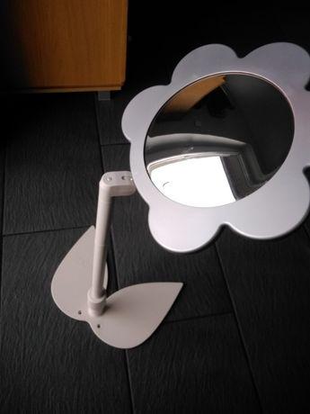 Lampka lusterko dla dzieci, ułatwia przewijanie, przewijak Look&light