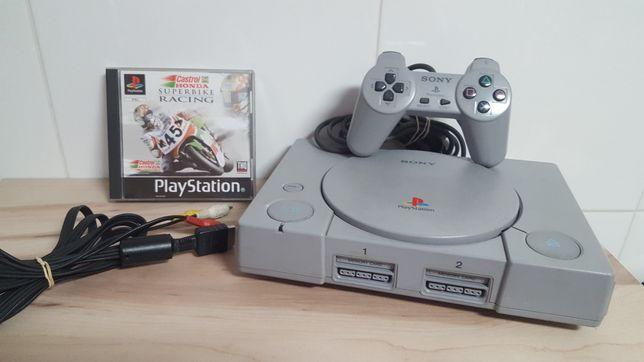 PlayStation 1 One IMPECÁVEL