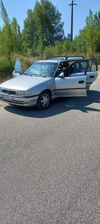 Opel astra camper van