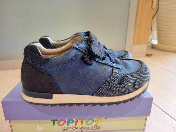 Продам кроссовки ортопедические фирмы Topitop (Турция)