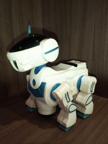 Интерактивный робот собака