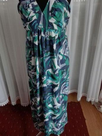 Sukienka na lato z materiału który chłodzi