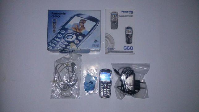 Моб. телефон Panasonic EB - G60/Чехия.