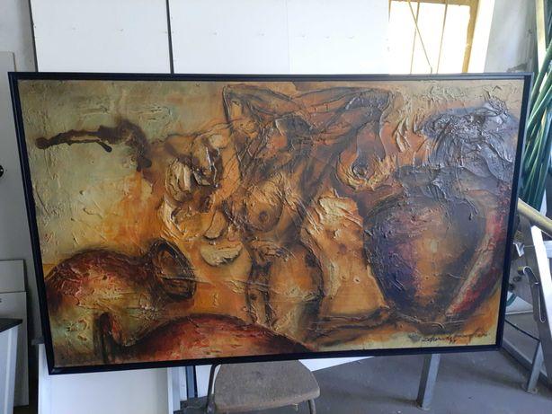 Pintura  de Eduardo Gonçalves