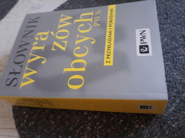 Słownik wyrazow obcych