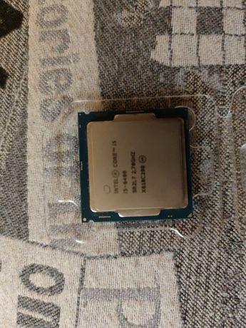 Процессор Intel Core I5 6400