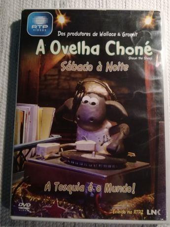 Filme de animação, A Ovelha Choné - Sábado à Noite