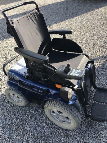 Wózek inwalidzki elektryczny invacare G50 terenowy super stan okazja