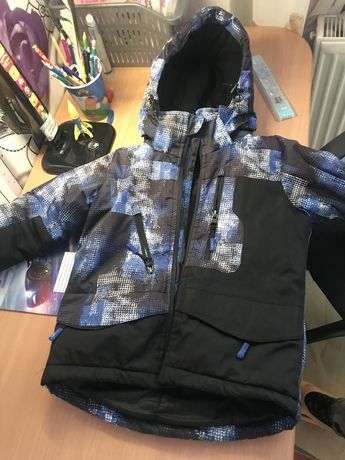 Куртка, термокуртка зимняя на мальчика