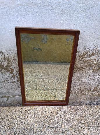Espelho antigo vintage