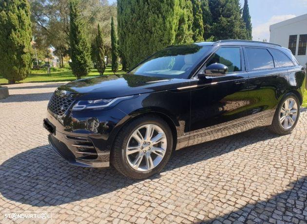 Land Rover Range Rover Velar 2.0 D R-Dynamic SE