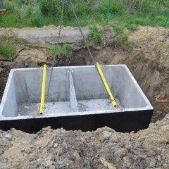 Szamba betonowe,zbiornik na deszczówkę.Szczelny Zbiorniki na szambo