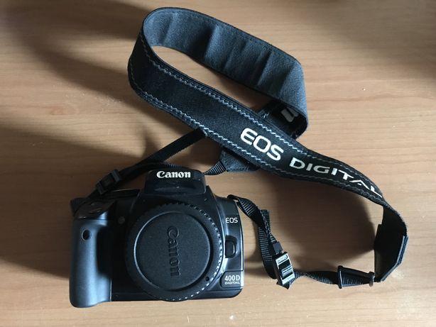 Câmara digital Canon EOS 400D + EF-S 18-55mm Kit câmara SLR 10,1 MP CM