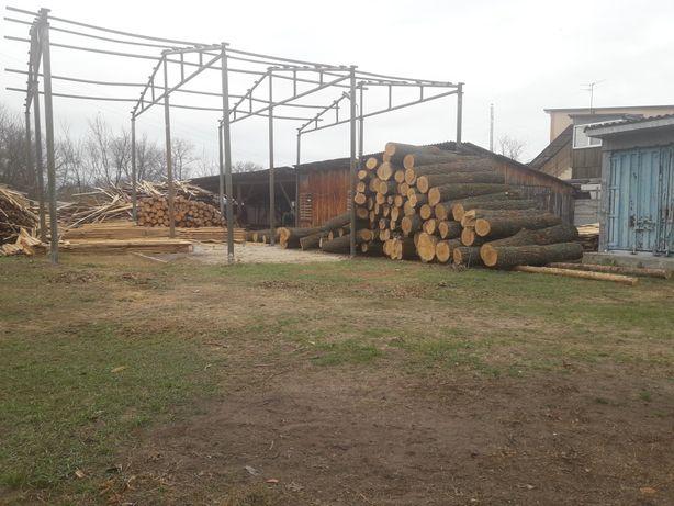 Продам промышленную базу, под деревообработку или другое производство