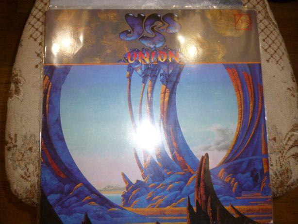 Продам виниловую пластинку YES Union