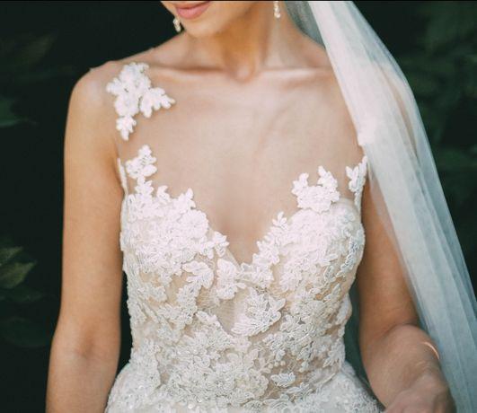 Весільна Сукня Milla Nova, Свадебное плятье Милла Нова Женева