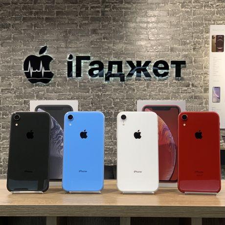 iPhone Xr 64GB, 128GB Black, White, Red, Blue | Гарантія