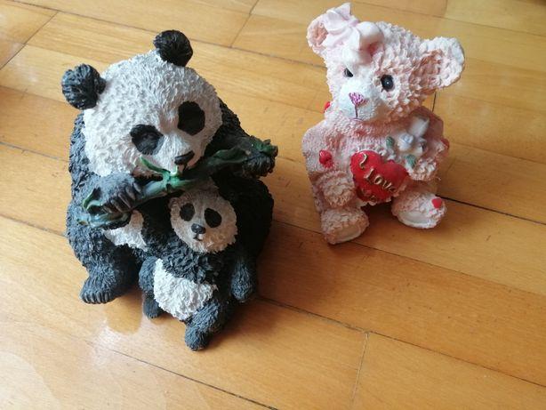 Figurka panda, Miś