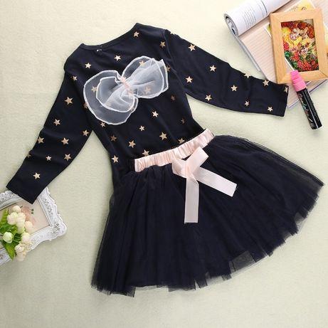 Нарядное платье (костюм)размеры от 1 до 6 лет святкове плаття на свято