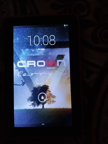 Планшет Crown B708 Tablet PC
