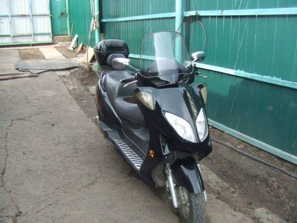 Продаётся МТ 150Т-5 скутер 150 кубиков