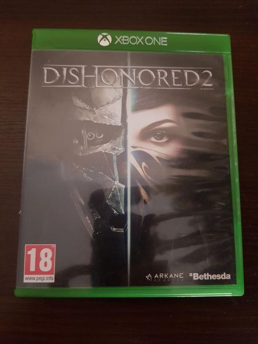 Dishonored 2 PL xbox one Poznań - image 1