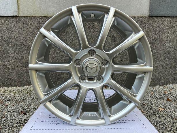 4 Felgi Oryginalne 17 5x114 3 Mazda 6 1712-V3-810B