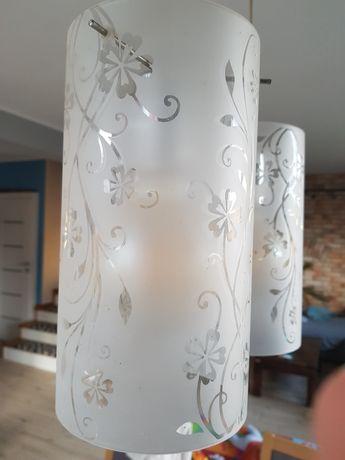 Lampa wisząca VALVE biała E27 ITALUX