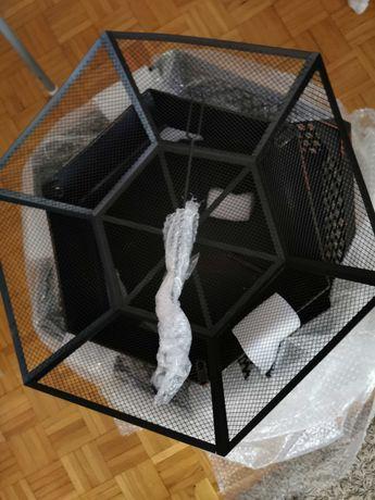 Palenisko Grill Ogrodowe RUSZT I POKRYWA 70cm Femor