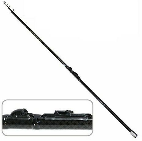 Удочка с кольцами карбон Sams Fish New Hunter SF24096 5.0 м 10-30г