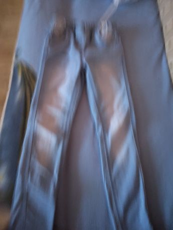 Spodnie dżins 116