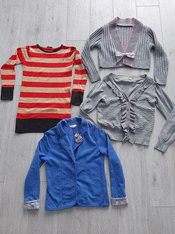 Sweterki dla dziewczynki 134-140