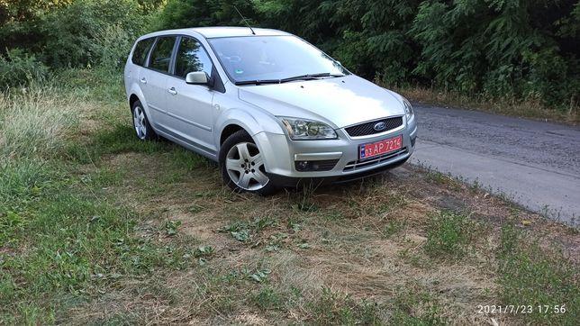 Продам ford focus 2007г (в хорошей комплектации)