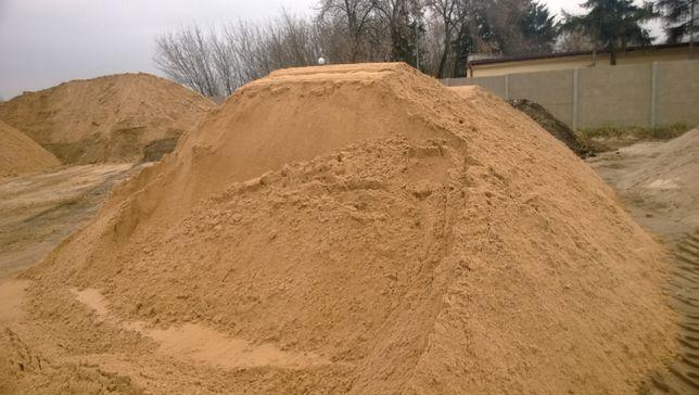 Piasek zasypowy do fundamentów , murowania, kanalizacji