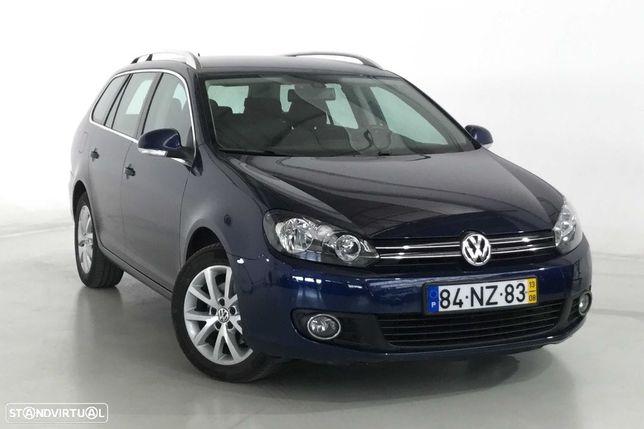 VW Golf Variant (Golf V. 1.6 TDi Best Edition)