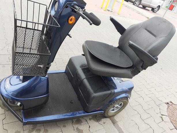 wózek elektryczny/dla osoby starszej/inwalidzki /niepełnosprawnej.