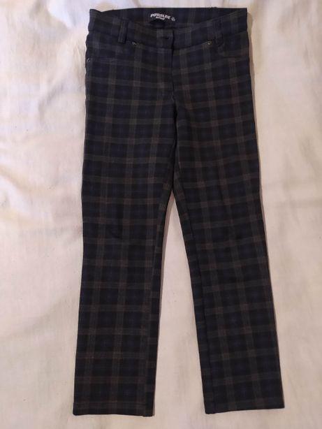 Модные брюки для девочки рост 152