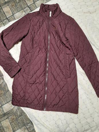 Стьогана куртка пальто S