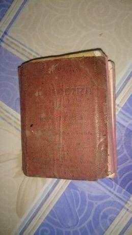 dicionários de algibeira francês português 1919 super raro ,de 1919 2